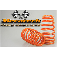 Mecatech Shocker Spring Orange 2.5mm Soft