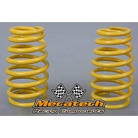 Mecatech Shocker Spring Yellow 2.8mm Hard