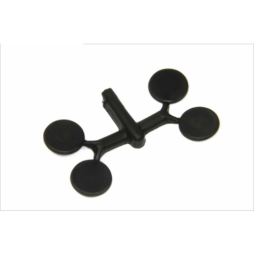 DRIVE SHAFT RUBBER PADS