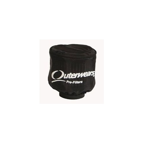 Outerwears pre filter Black
